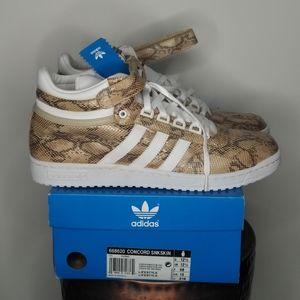 ADIDAS mens snakeskin sneaker - size 13 - NWT